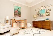 Baby Nursery / Nursery inspiration / by Laura Lewis