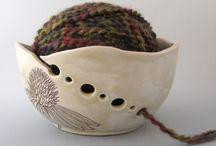 Ceramics and clay