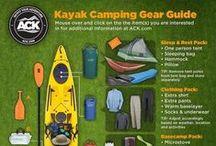  Kayak-Backpacking Camping 
