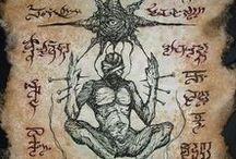 Dark tattoo inspirações