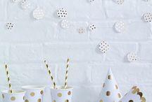 Polka Dots Party Supplies / Polka Dots Party Supplies