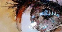 Pintura / Arte y pintura clásica y más contemporánea, siempre aquella que persigue la belleza y emociona