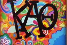 Peace Love Theta / by Aimee Chaumont