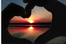 Sunrise - Sunset - Views - Sky / Images of sunrise, sunsets, and anything else I feel like adding! / by Lhezzza