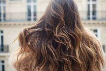 Hair / by Natasha Espanola
