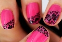 Nails / Nail color / polish / design / anything else that floats my fancy :-) / by Lhezzza
