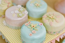 ~CAKE~DECOR~ / Beautiful cakes for beautiful people!! / by Connie Jones-Matias
