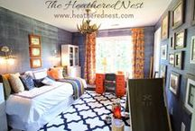 My Favorite Room / Guest post series of bloggers' favorite room in their home