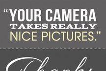 Camera gear & tog tips