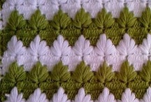Crochet Stitch and Tutorial / by Sarah Hollandsworth