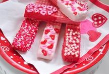 HOLIDAY - Valentine's Day ♥ / Awesome Valentine ideas, including food, party, decorating and more.