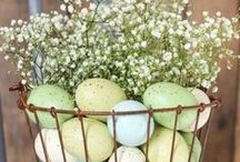 HOLIDAY - Easter † / Awesome Easter ideas, including food, party and decorating.