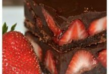 RECIPES   desserts & treats / Delicious and yummy dessert and treat recipes.