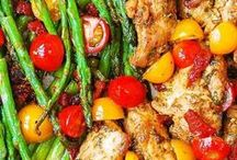 RECIPES   meat & veggies / The most delicious and yummy meat and vegetable recipes!