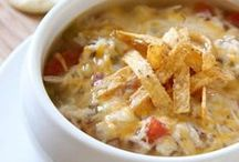 RECIPES   soup & salad / The most delicious and yummy soup and salad recipes.