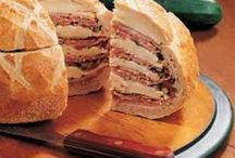 RECIPES   sandwiches / The most delicious and yummy sandwich recipes.