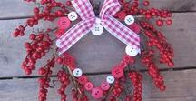 Holiday Decor & More / Holiday Decor & More Team featuring fellow Etsy Artists who create lovely items for the holidays!