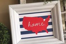 Free 4th of July Printables / All things printable for the 4th of July Holiday