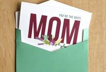 Free Mother's Day Printables / Free Mother's Day Printables, including cards and gift tags letters and gift ideas.
