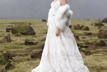 Frills Wedding Dresses / All of these dresses and more are available at Frills by Scott!