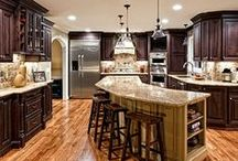 Dream Kitchens / Kitchen &  Dining rooms
