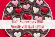 valentines day / Valentines day craft idea.  DIY valentines.  Valentine day themed recipes  / by Close to Home Blog