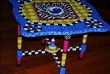 Fabulous Furniture / by Martha Petersen