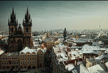 Prague  / by Ella Pusell