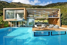 V i e s s o // ARCHITECTURE / Designs of buildings and homes that make our jaws drop. #architecture #design #stunning