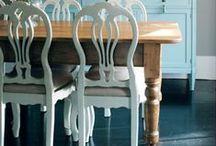Bechtel House: Dining