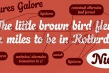 Fantastic Fonts