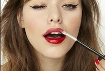 Nails, lip / by Zita Donkó
