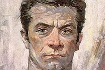 Frank Frazetta / Artwork from an amazing artist that has changed me in so many ways...