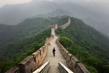 China / by Ella Pusell