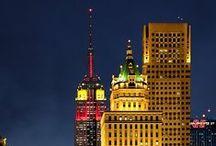 New York  / by Ella Pusell