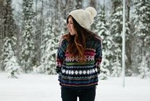 Winter style / by Ella Pusell