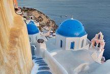 Greece / by Ella Pusell