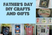 father's Day gift Guide / Father's Day gift ideas both handmade and to purchase. Great food gift ideas as well as Father's Day crafts the kids can make  / by Close to Home Blog