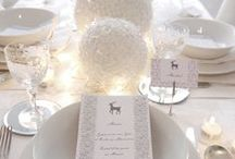 Christmas - White / and may all your Christmases be white......... / by Jacqueline Griffin