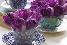 Spring Decor & Table settings / by Close to Home Blog