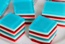 Patriotic Recipes and Crafts / Recipes and crafts with a patriotic theme.  Red white and blue food red white and blue craft ideas. Throw an American party  / by Close to Home Blog LLC
