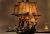 A Pirate's Song / A Pirate's Tale / by Jacqueline Griffin