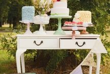 Bridal Showers / Bridal shower decor and ideas