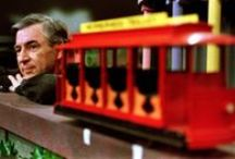 Mr. Rogers Redux / A collection of wisdom on love, friendship, respect, individuality, and honesty from a man who has inspired me since I was a kid, Mr. Rogers. / by Brandon Lori