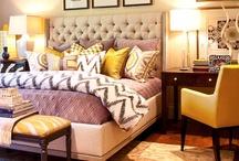 Home: Bedroom(s) / by Jenetta Cousin