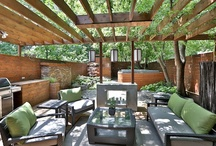 Home: Outdoor living / by Jenetta Cousin