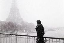 Paris Paris Paris / The City of Lights / by Heather McBreen