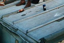 ...from the rooftops (a film) / ideas for an upcoming feature.