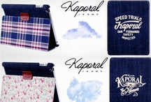 Kaporal / Young and urban style with Kaporal Jeans design.
