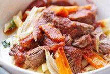Favorite Recipes / by Megan Dinkel